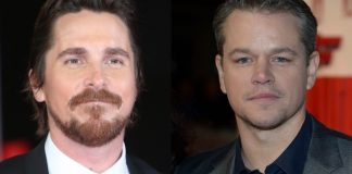 Christian Bale ve Matt Damon